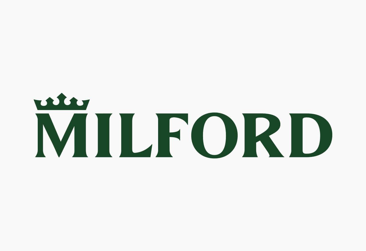 Das Logo von Milford